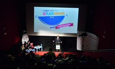 Comedy Short Film Festival @ Plaza Romania