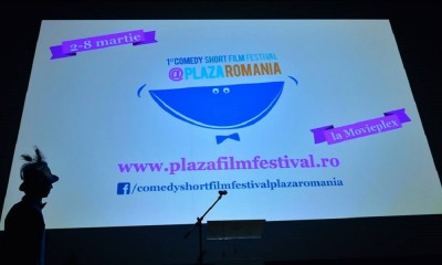 Comedy Short Film Festival Plaza România