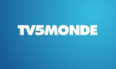 TV5Monde site