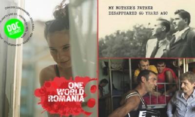Cinci documentare disponibile online in avanpremiera Festivalului One World Romania