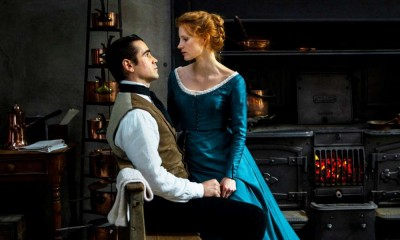 Jessica Chastain si collin Farrel